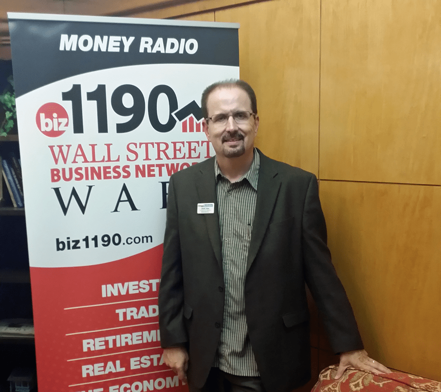 Interviewed on Biz 1190 WAFS-AM Atlanta